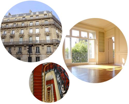 Aktualis, c'est aussi une sélection d'appartements et de maisons à Paris et en Île-de-France